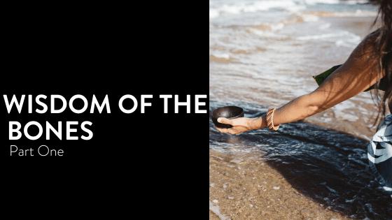Photo of Hawaiian woman collecting seawater
