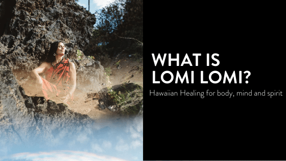 Kumu Jeana Iwalani Naluai sits near the ocean teaching Hawaiian wisdom of Lomi Lomi